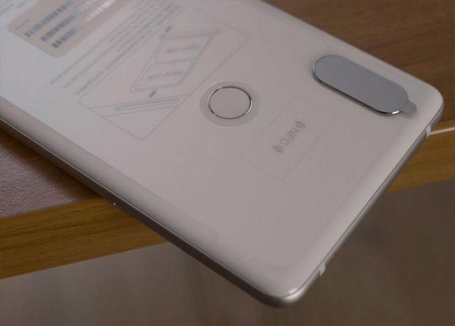 Xiaomi Mi Mix 2s : image 5