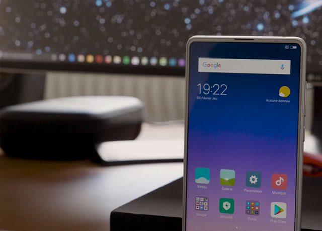 Xiaomi Mi Mix 2s : image 6