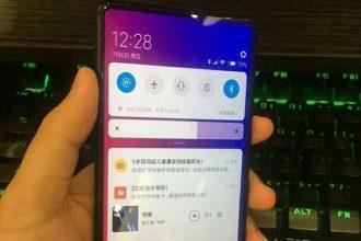 Photo Xiaomi Mi Mix 3 0