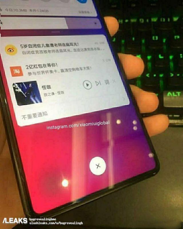 Photo Xiaomi Mi Mix 3 1