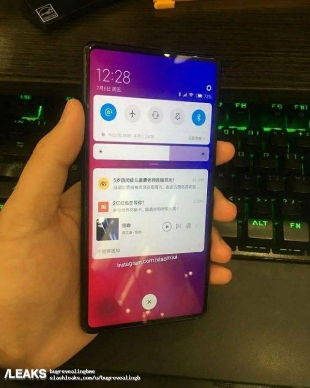 Photo Xiaomi Mi Mix 3 2