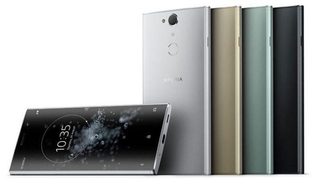 Sony Xperia XA2 Plus : image 1