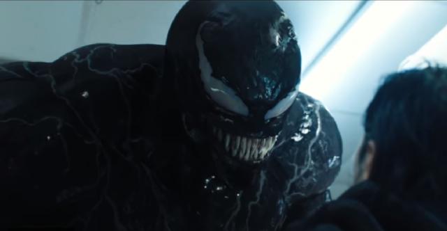 Une nouvelle bande-annonce épique vient d'être dévoilée — Venom