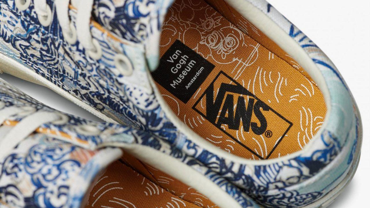Collection Une Par Gogh Van Nouvelle Inspirée Lance Vans 354ScAjqRL