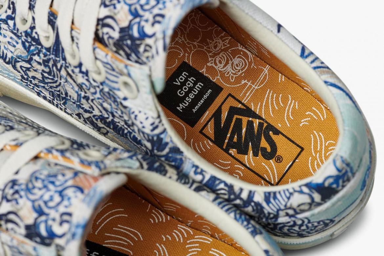 Inspirée Gogh Collection Par Van Lance Une Vans Nouvelle Aj54RL