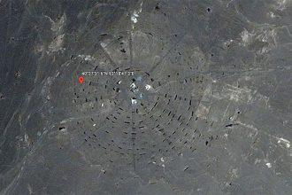 Base militaire Google Maps