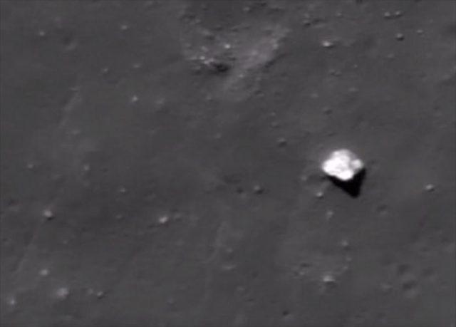 Fausse découverte Lune : image 1