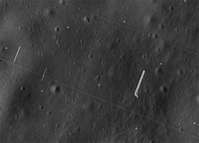 Fausse découverte Lune : image 3