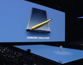 Galaxy Note 9 : image 1