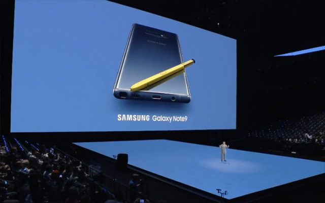 Galaxy Note 9 : image 1