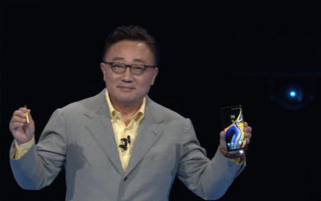 Galaxy Note 9 : image 2