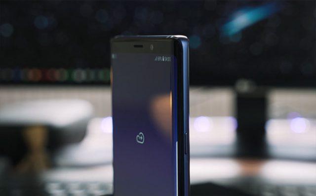 Prise en main Galaxy Note 9 : image 7