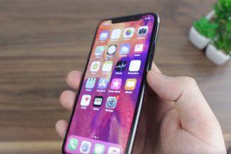 Maquette iPhone