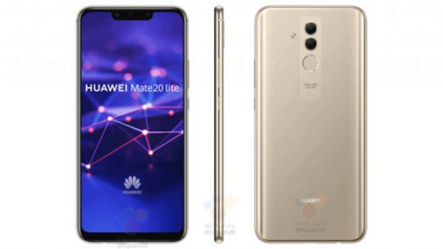 Huawei Mate 20 Lite : image 1