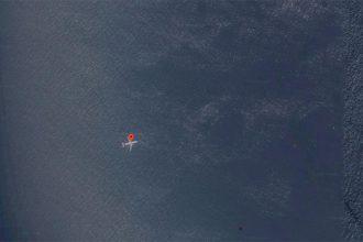 MH370 Google Maps