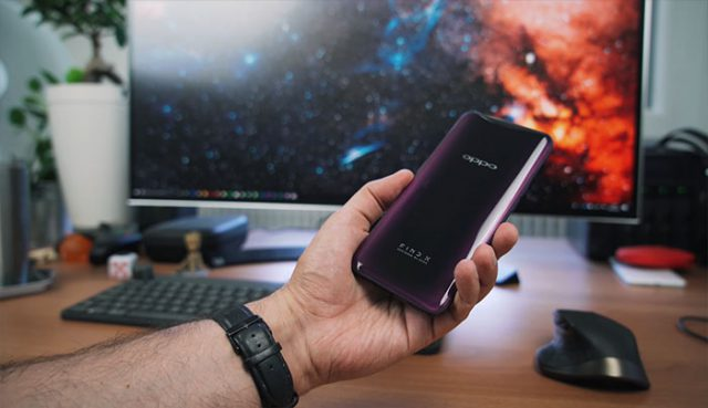 Oppo Find X : image 5