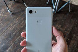 Pixel 3 XL : image 1