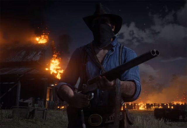 Red Dead Redemption 2 : capture 1