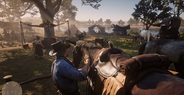 Six minutes de gameplay pour Red Dead Redemption 2 !