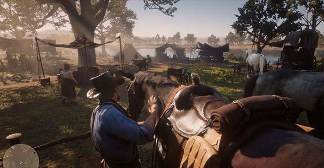 Red Dead Redemption 2 : enfin du gameplay pour demain