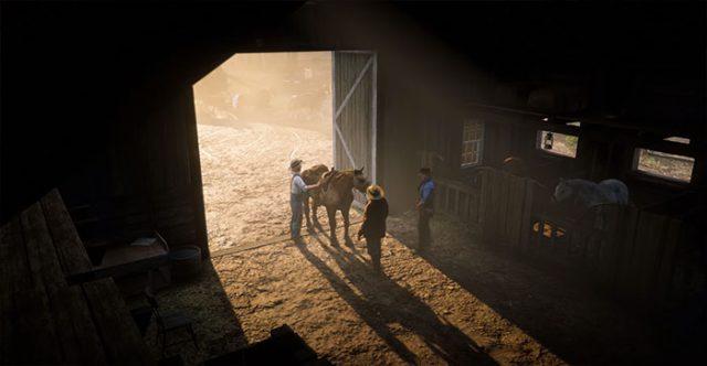 Red Dead Redemption 2 : capture 2