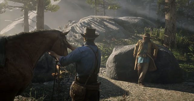 Red Dead Redemption 2 : capture 4