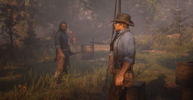 Red Dead Redemption 2 : le gameplay dévoilé