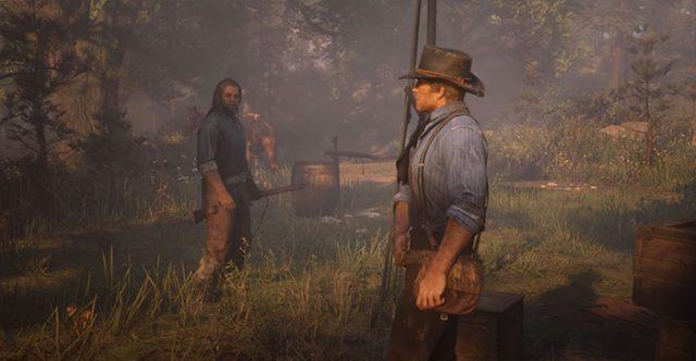 Red Dead Redemption 2 : capture 5