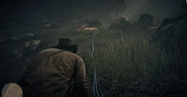 Red Dead Redemption 2 : capture 7