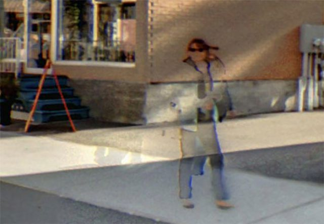 Silhouette Google Maps