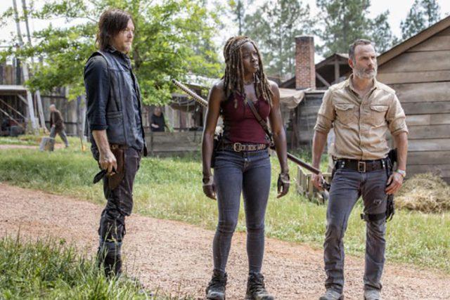 The Walking Dead saison 9 : image 10