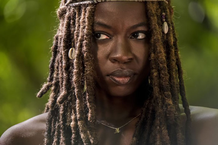 The Walking Dead : attendez-vous à des révélations avec le départ de Michonne