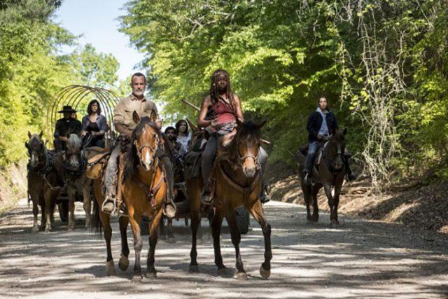The Walking Dead saison 9 : image 4