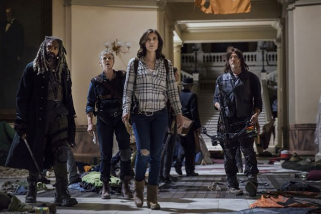 The Walking Dead saison 9 : image 6