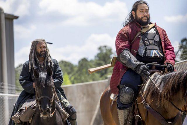 The Walking Dead saison 9 : image 8