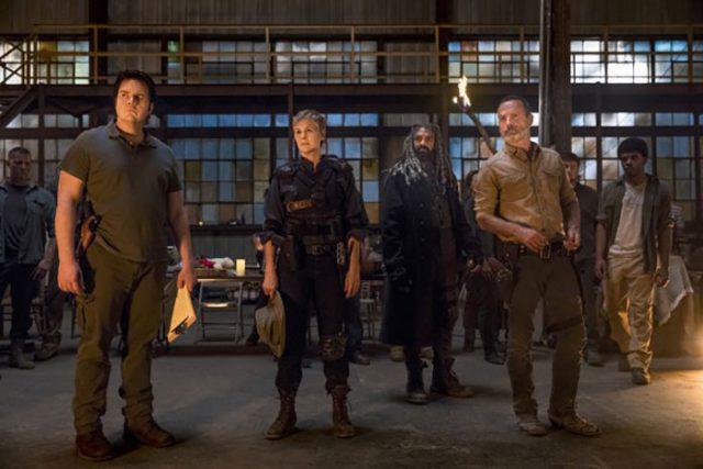 The Walking Dead saison 9 : image 9