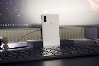 Test du Xiaomi Mi Mix 2s : image 1