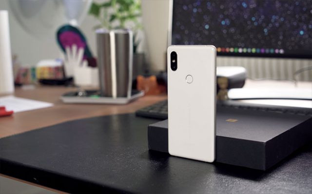 Test du Xiaomi Mi Mix 2s : image 10