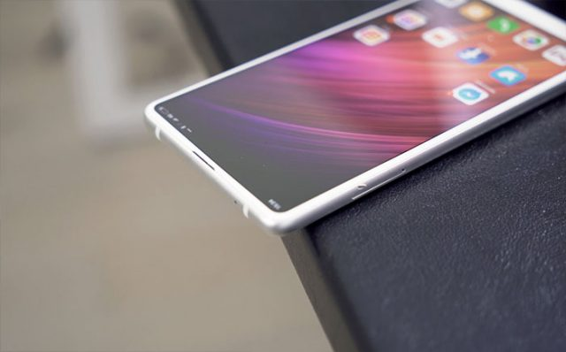 Test du Xiaomi Mi Mix 2s : image 2