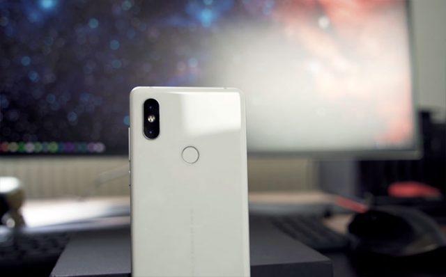 Test du Xiaomi Mi Mix 2s : image 7