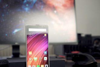 Test du Xiaomi Mi Mix 2s : image 8