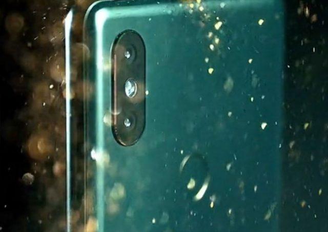 Xiaomi Mi Mix 2s vert : image 1
