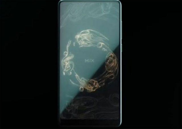 Xiaomi Mi Mix 2s vert : image 3