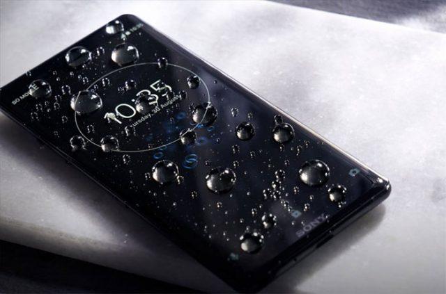 IFA 2018 : Sony Xperia XZ3, smartphone sous SnapDragon 845 et écran OLED