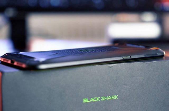 Prise en main du Black Shark : image 10