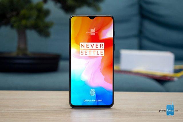 Concept OnePlus 6T