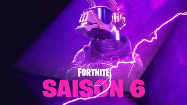 Fortnite saison 6