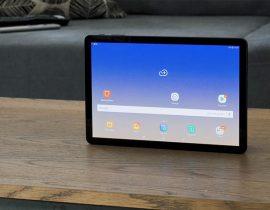 Test de la Galaxy Tab S4 : image 1