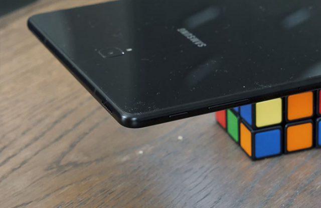 Test de la Galaxy Tab S4 : image 6