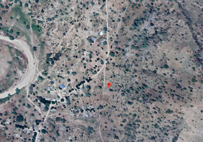 Grâce à Google Earth Studio, il est possible de filmer la terre vue du ciel sans drone